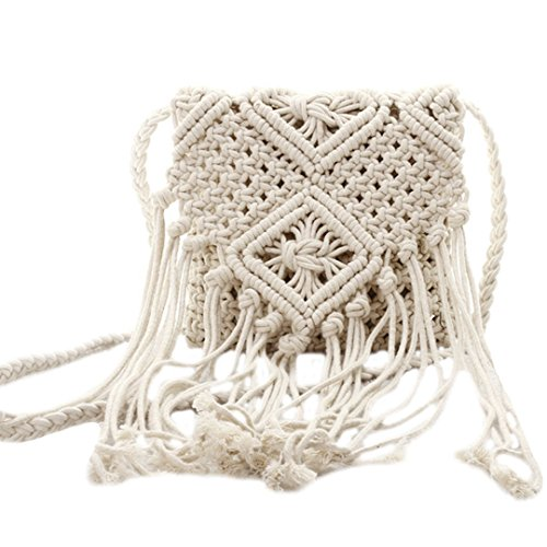 Crochet Shoulder Bags - 3
