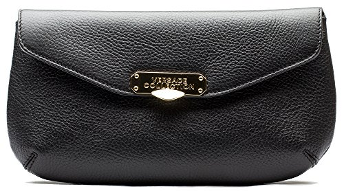 Versace Collection Pebbled Leather Handbag product image