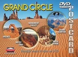 Grand Circle DVD Postcard