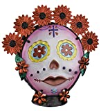 Regal Art & Gift ''Woman'' Day of The Dead Lamp