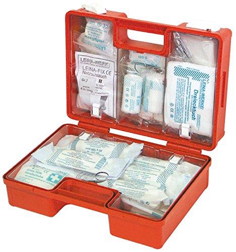 Erste-Hilfe-Koffer Quick Inhalt nach DIN 13157