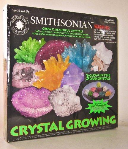 (Smithsonian Crystal Growing)