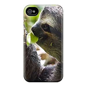 High Quality GlP13599HRdW Three Toed Sloth Cases For Iphone 5/5S