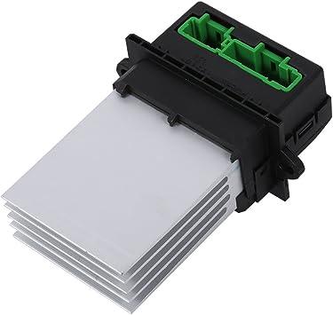 KIMISS Resistenza ventilatore riscaldamento Resistenza ventilatore aria condizionata per 207 607 6441L2