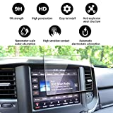 #8: YEE PIN 2019 Ram 1500 Big Horn/Ram 1500 Rebel/Ram 1500 Laramie Uconnect 8.4 Inch Car Navigation Screen Shield Good Helper, Wear - Resistant Steel Film