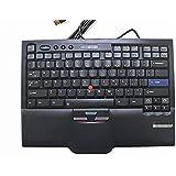英語キーボード 適用す る LENOVO IBM THINKPAD SK-8845 USB接続 修理交換用 US ブラック