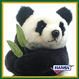HANSA ハンサ ぬいぐるみ 4184 ジャイアントパンダ 33 PANDA BEAR SITTING
