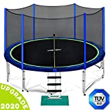 Zupapa 12 14 15FT Trampoline for Kids...