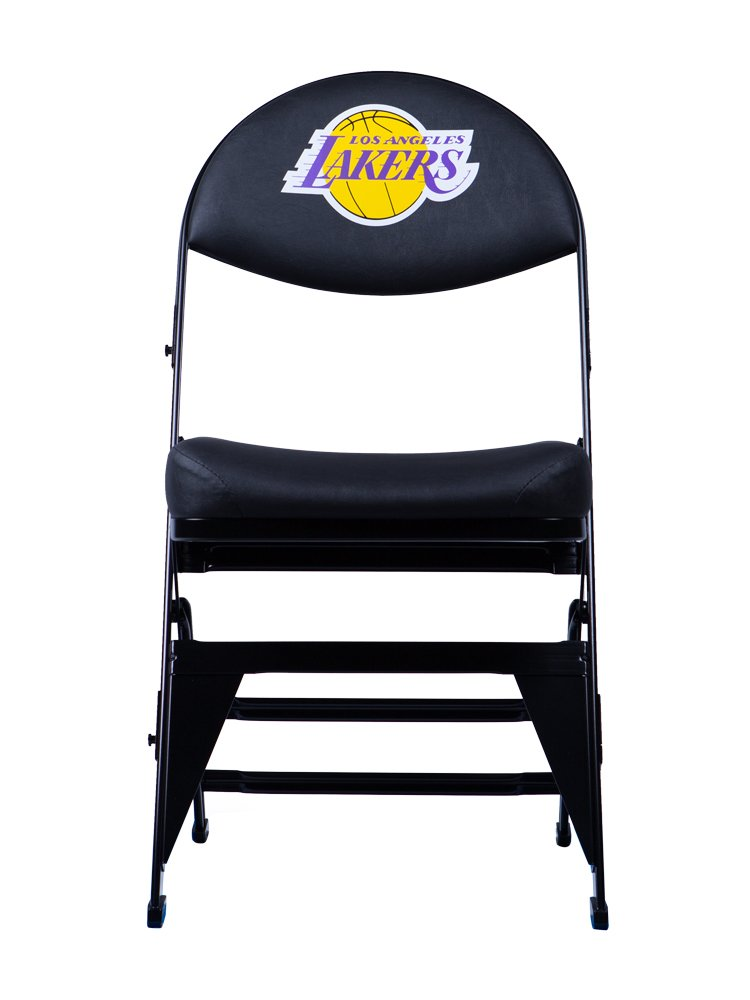 Spec Seats Official NBA Licensed X-Frame Courtside Seat Los Angeles Lakers
