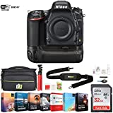 professional beat maker - Nikon D750 DSLR 24.3MP HD 1080p FX-Format Digital Camera (1543) - Body Only w/ 32GB Deluxe Battery Grip Bundle Includes, Accessories, Deco Gear Camera Bag and Photo & Video Professional Editing Suite