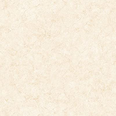 Patton PP27711 Textured Faux Marble Wallpaper, Beige