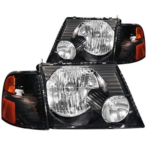 04 explorer headlight assembly - 6
