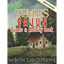 Fun Times Cajun Puzzle & Activity Book (Volume 3)