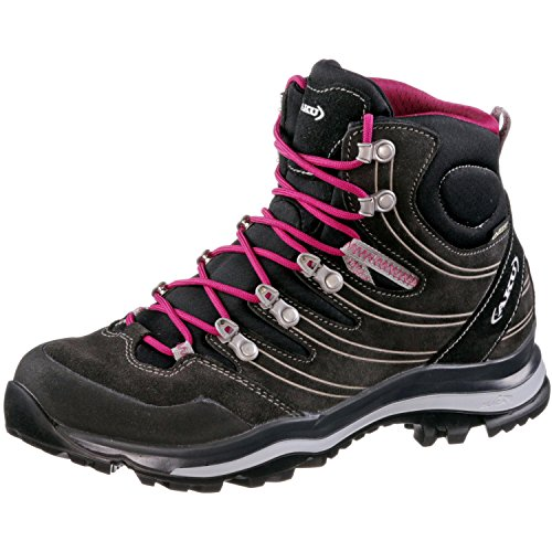 shoes AKU purple Grey walking Ladies E44q0