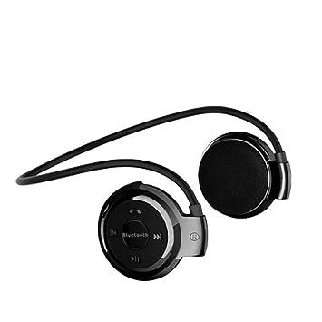 Fenebort Navidad Accessary Mini 503 Auriculares inalámbricos Tipo Bluetooth V2.1 + EDR Auriculares estéreo para Colocar detrás del Cuello: Amazon.es: ...