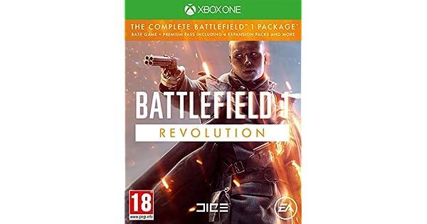 Battlefield 1 Revolution - Xbox One [Importación inglesa]: Amazon.es: Videojuegos