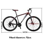 Hmcozy-di-Mountain-Bike-Uomini-Hardtail-Ruote-da-29-Pollici-Hardtail-in-Acciaio-Alto-tenore-di-Carbonio-Mountain-BikeD27-Speed