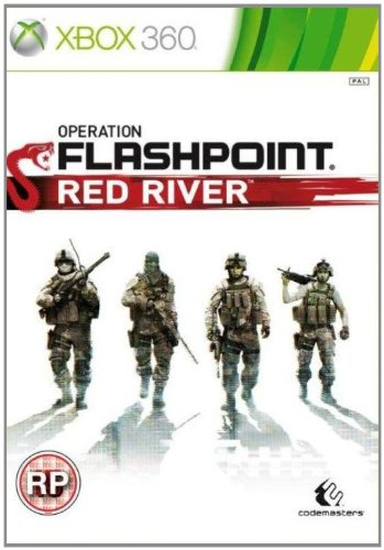 Operation Flashpoint Red River Xbox product image