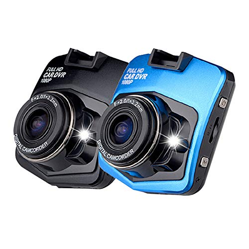 LandFox 2.4Full Car Video Recorder Dash Cam Blackbox HD 1080P G-Sensor Driving Recorder