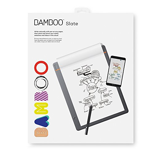 Wacom Bamboo Slate Smartpad Digital Notebook, Large for sale  Delivered anywhere in USA