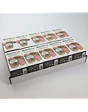 Iberitos - Monodosis de Paté Iberico - 10 Cajas de 5 Unidades x 22 gr