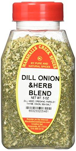 Marshalls Creek Kosher Spices DILL ONION & HERB BLEND 5 oz