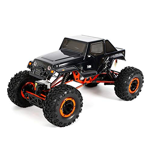 Hsp Unlimited 1/10 Electric Remote Control Climbing Truck,Top Electric Rc Car Monster Truck Climbing Off Road Rock Crawler 1/10 Scale 1:10 Hsp 2Wd Us Remote Control Hot!! from LOYALHEARTDY19
