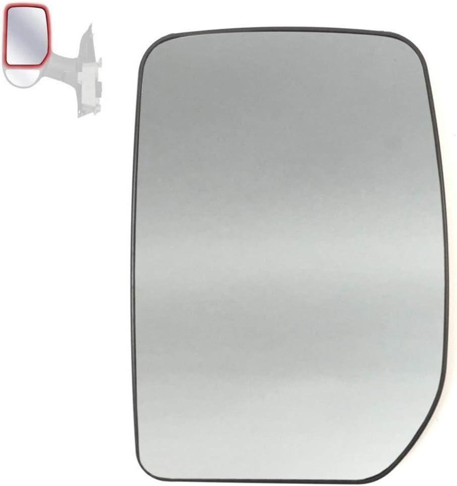 TOOGOO Specchietto Retrovisore per Porta Battente Lato Passeggero Lato Sinistro per Ford Transit 2000-2013