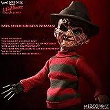 Mezco Living Dead Dolls Freddy Krueger with Sound