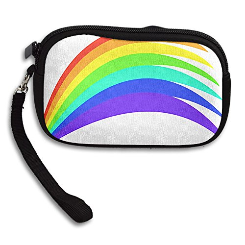 Cartoon Receiving Deluxe Rainbow Printing Bag Small Portable Purse YArYqxw5d