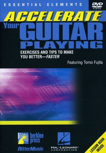 Jim Kelly - Accelerate Your Guitar Playing: Exercises & Tips (DVD)