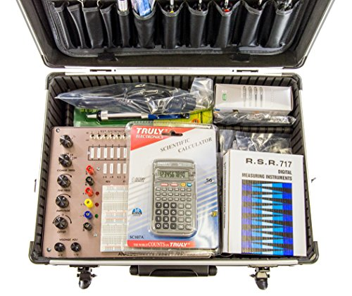 RSR 1000-T Portable Lab Station PAD 234 - Assembled by RSR ELECTRONICS INC (Image #2)
