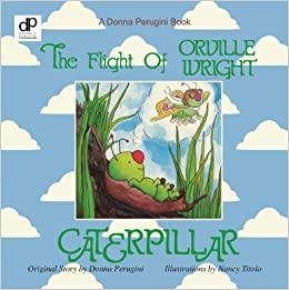 Book The Flight of Orville Wright Caterpillar