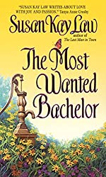 Most Wanted Bachelor (Avon Historical Romance)