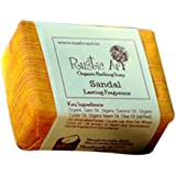 Rustic Art Organic Sandal Soap, 100g