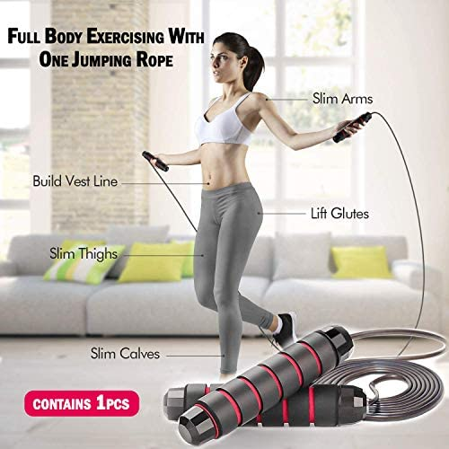 Smart Hula Hoop,Weighted Non-Dropping Detachable Hula Hoop with Record Data counter,Indoor & Outdoor exercise kit,Abdomen slimming waist Fitness Weight Loss,Increase Beauty tools for Adults Kids 6 pcs 6