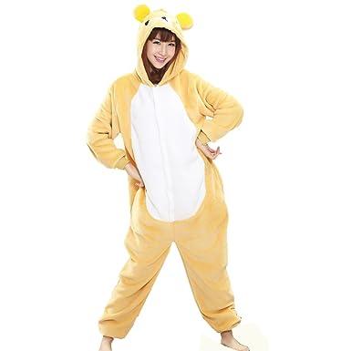 Z Chen Herren Damen Jumpsuit Schlafanzug Tierkostum Fur Halloween