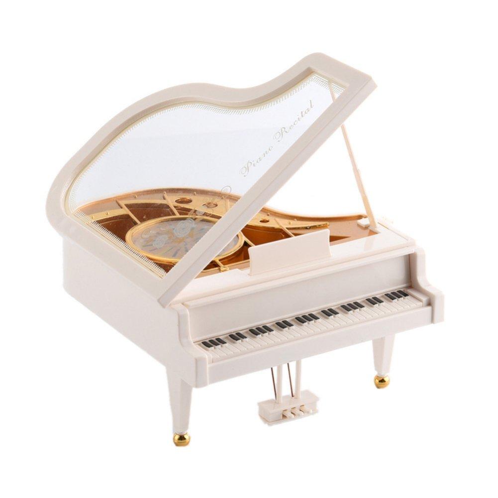 diseño bailarina caja de de Mini diseño Piano artbro de música fpvxnORg