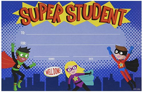 - Creative Teaching Press Superheroes Award, Small (1311)