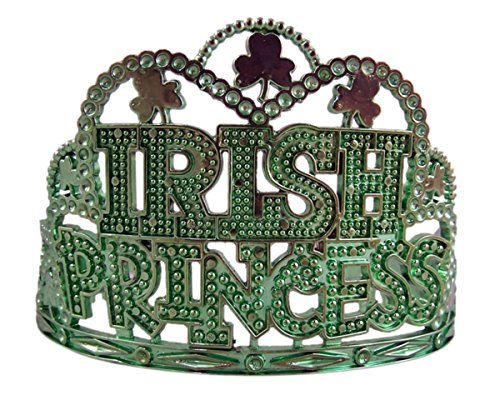 Green Irish Princess Tiara Headband Party (Irish Princess Tiara)