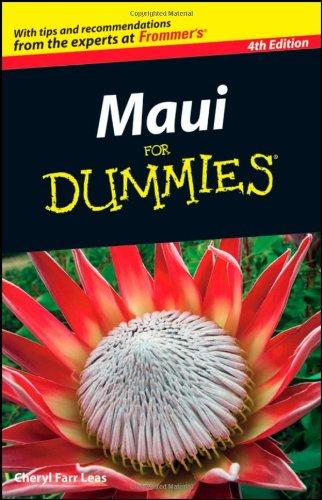 Maui For Dummies - Lahaina Shopping Maui