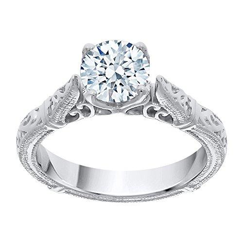 KATARINA Solitaire Diamond Fil