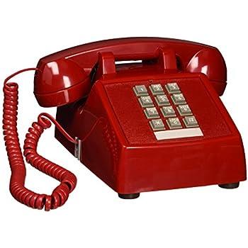 cortelco itt 2500 v rd na 1 handset landline telephone electronics. Black Bedroom Furniture Sets. Home Design Ideas