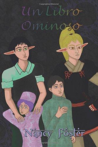 Un libro ominoso (Volume 1) (Spanish Edition) [Nancy Foster] (Tapa Blanda)