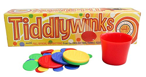 Marbles Classic Game (Tiddlywinks)