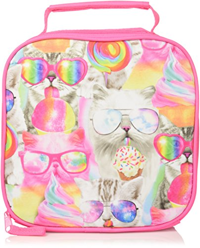 The Children's Place Girls' Lunchbox, Neon Berry