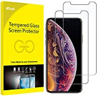 JETech Screen Protector for Apple iPhone Xs and iPhone X,...