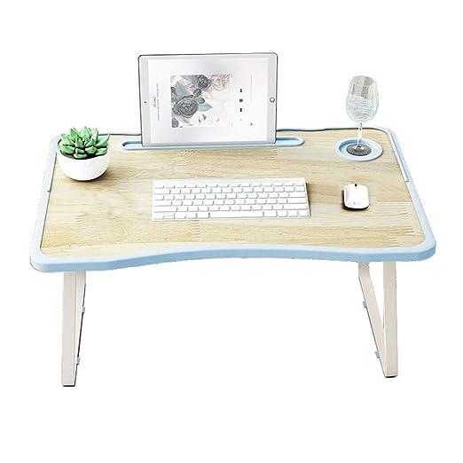 Cama Plegable Mesa pequeña, Escritorio pequeño, Dormitorio ...