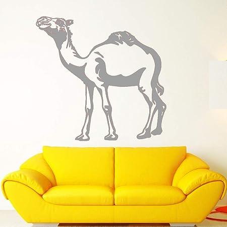 guijiumai Dctal Animal Camel Sticker Calcomanía Chameau Tatuajes ...
