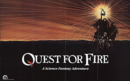 Quest for Fire 1981 Authentic 40